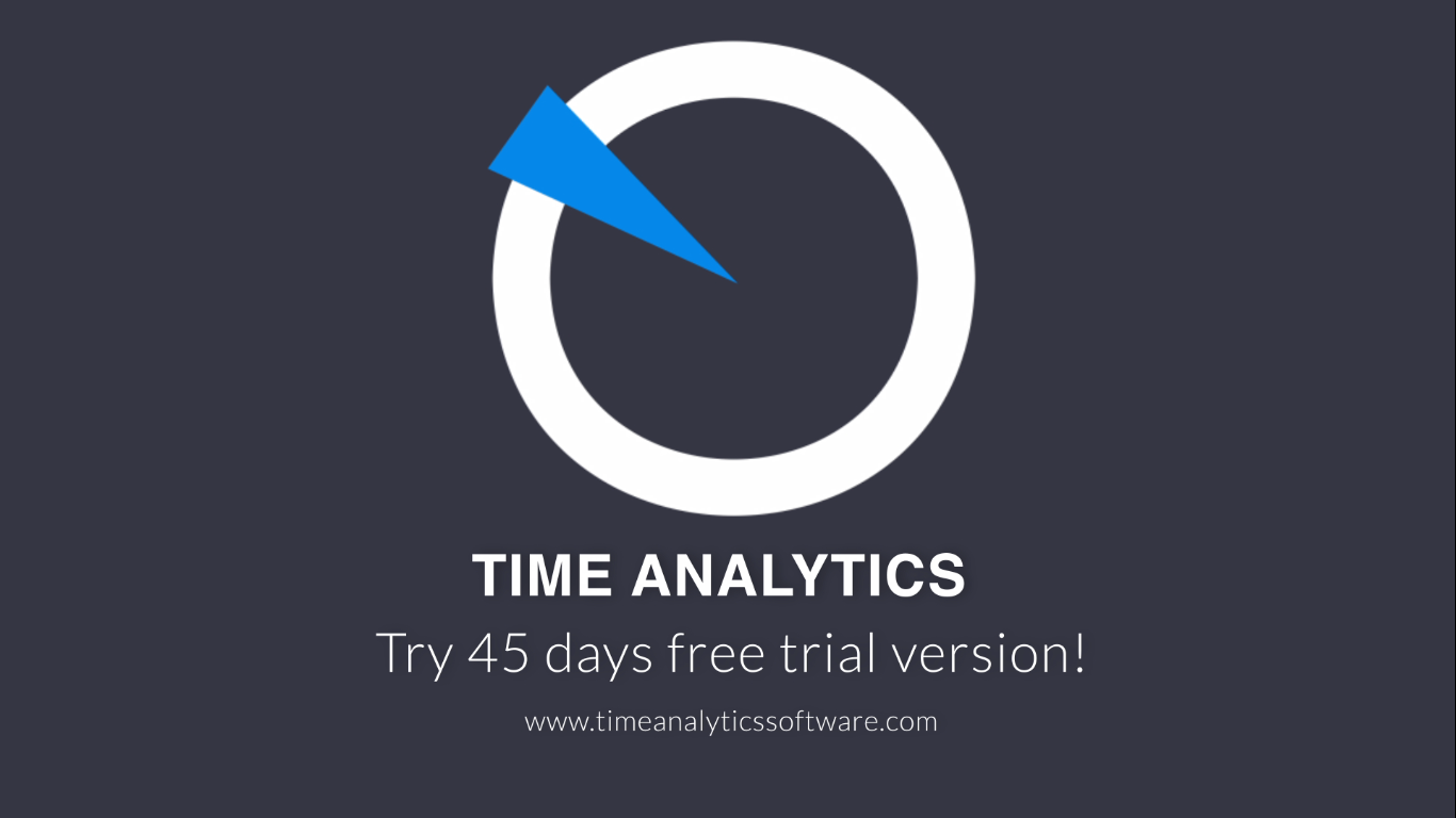 Try 45 days free trial version