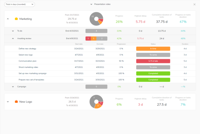 Beesbusy timesheet tracking app
