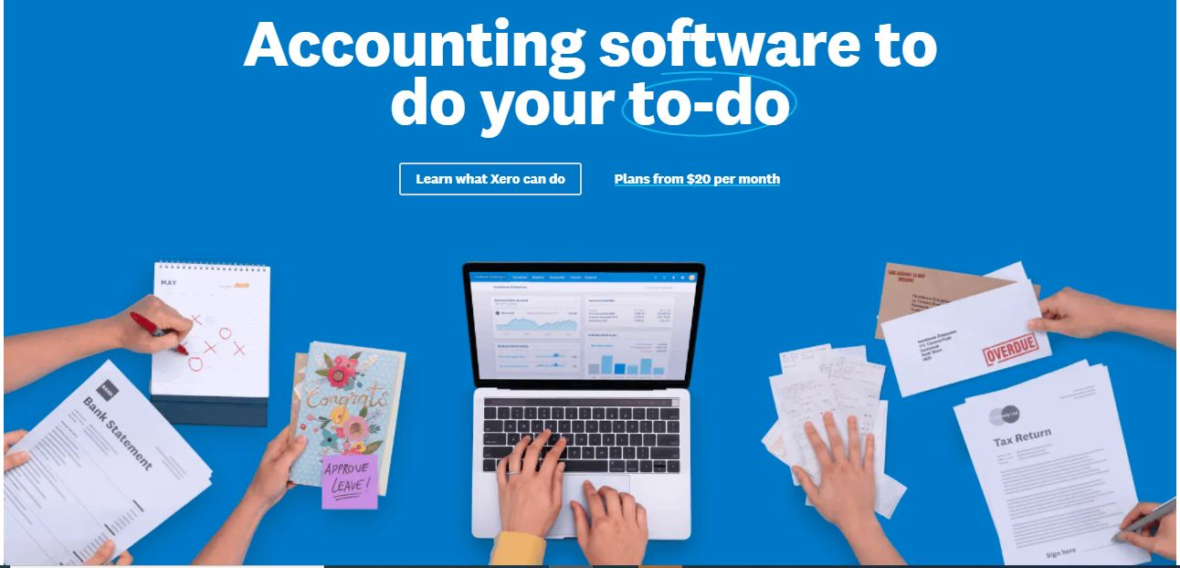 Xero software to track billable hours