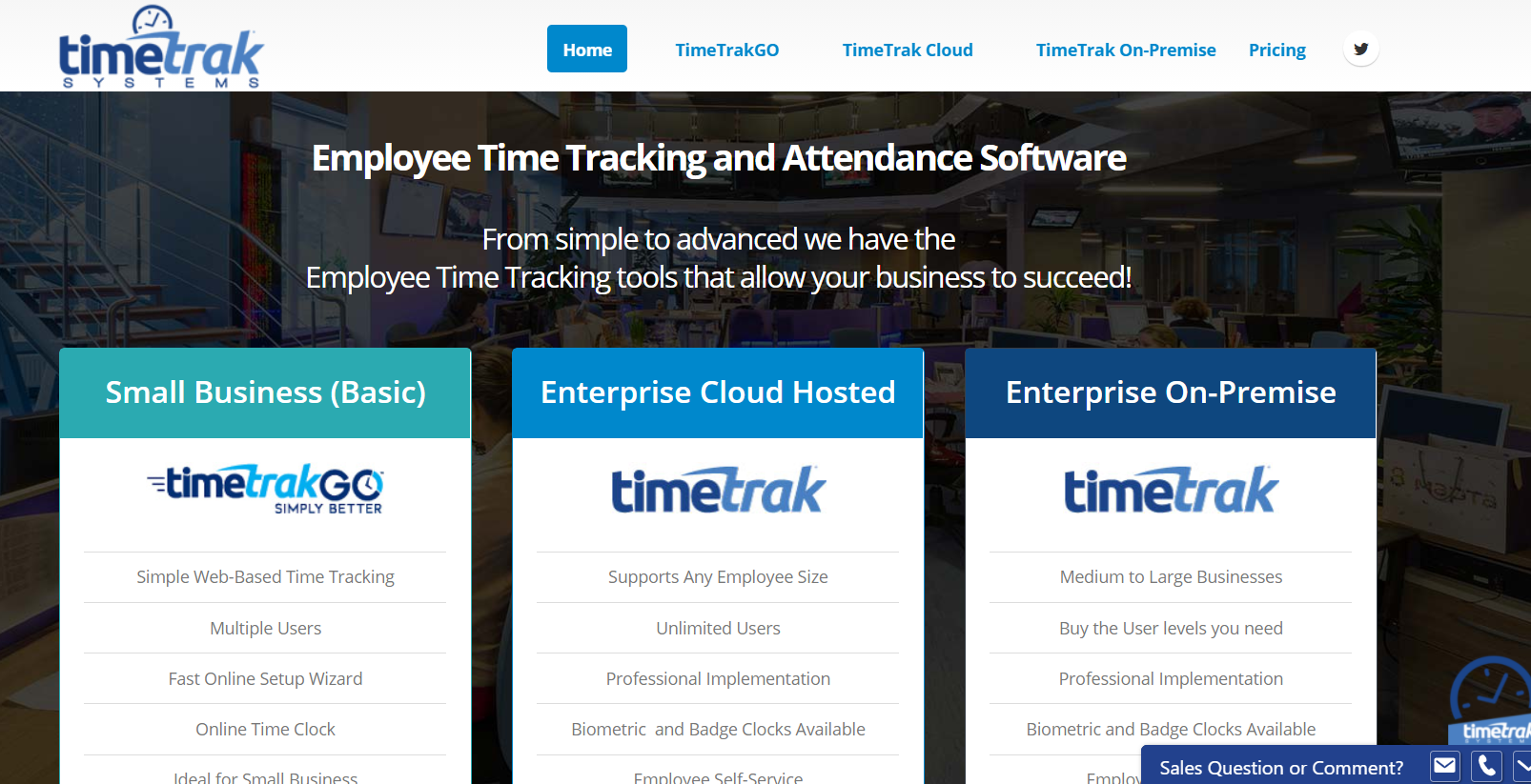 timetrack online timesheets for managing time
